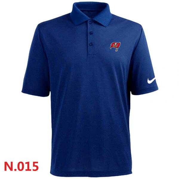 Nike Tampa Bay Buccaneers  Players Performance Polo -Blue