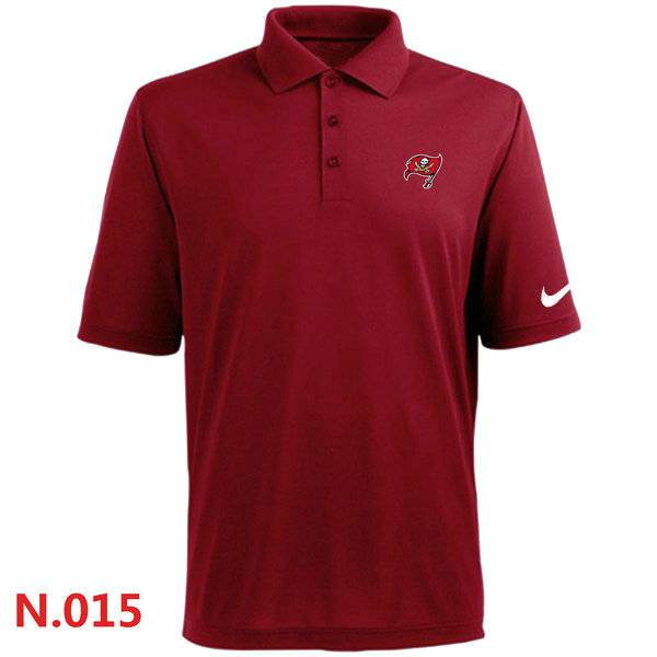 Nike Tampa Bay Buccaneers  Players Performance Polo -Red