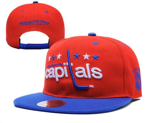Washington Capitals Snapbacks YD001