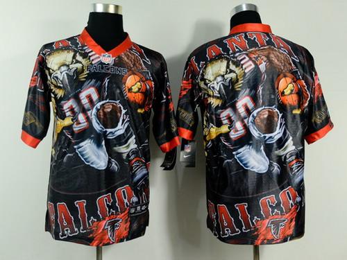 Nike Atlanta Falcons Blank 2014 Fanatic Fashion Elite Jersey