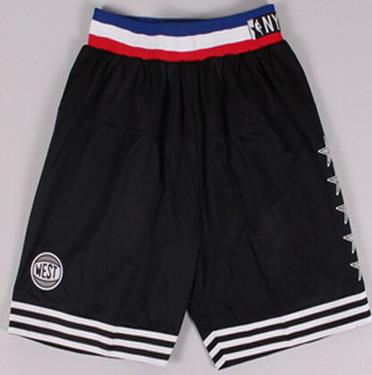 2015 NBA Western All-Stars Black Short