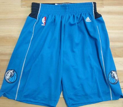 Dallas Mavericks Light Blue Short