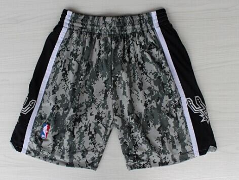 San Antonio Spurs Camo Short