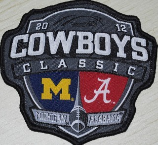 2012 Cowboys Classic Patch
