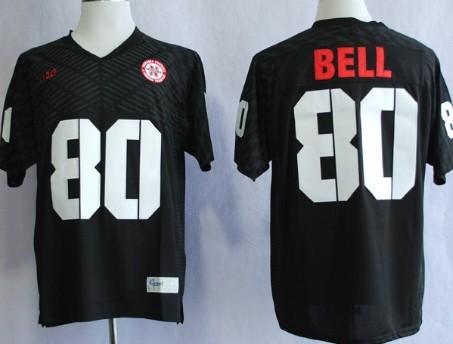 Nebraska Cornhuskers #80 Kenny Bell 2013 Black Jersey