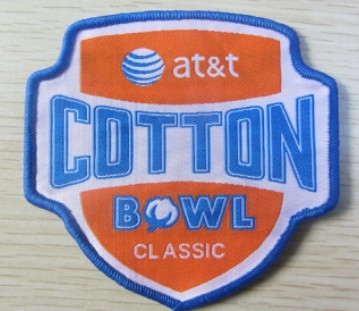 At&T Cotton Bowl Patch