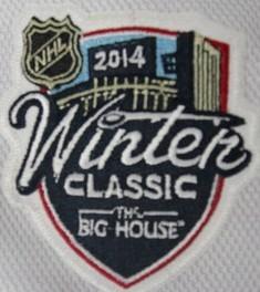2014 NHL Winter Classic Patch