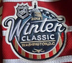 2015 NHL Winter Classic Patch