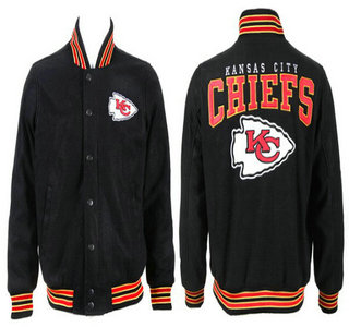 Kansas City Chiefs Black Jacket FG