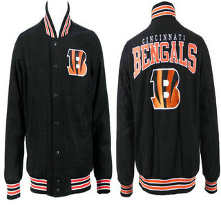 Cincinnati Bengals Black Jacket FG