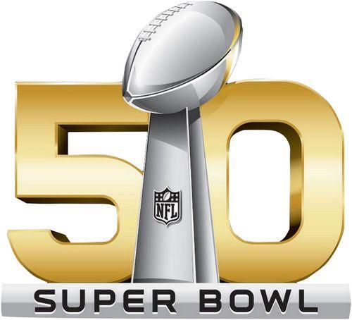 Stitched 2016 NFL Super Bowl 50 Jersey Patch