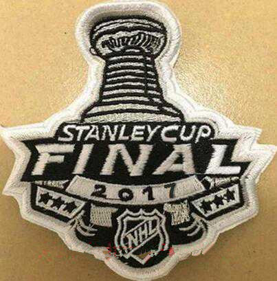 2017 NHL Final Stanley Cup Patch