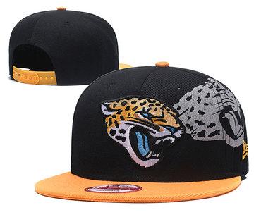 NFL Jacksonville Jaguars Stitched Snapback Hat