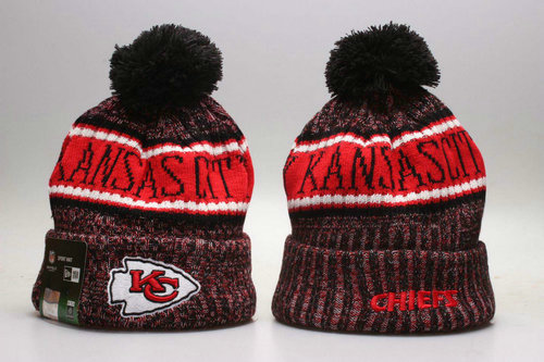 Kansas City Chiefs YP Beanie 4