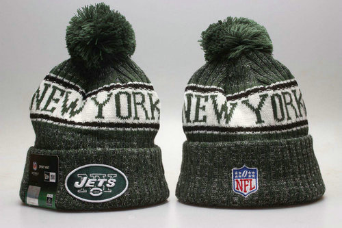 New York Jets YP Beanie 1