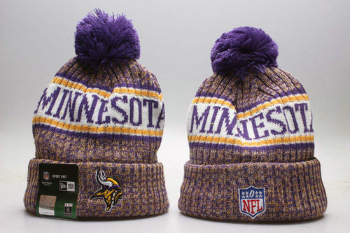Minnesota Vikings YP Beanie