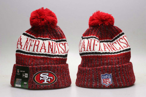 San Francisco 49ers YP Beanie 1