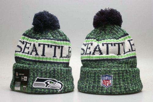 Seattle Seahawks YP Beanie 1