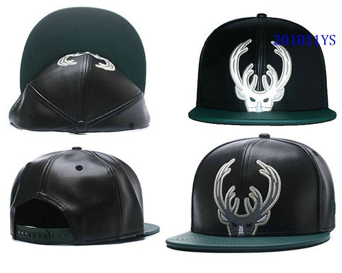 Milwaukee Bucks YS hats