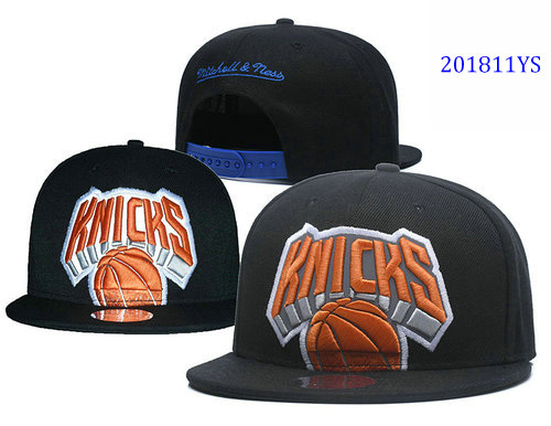 New York Knicks YS hats 1