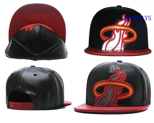 Miami Heat YS hats 92269
