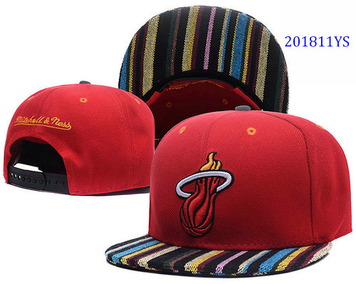 Miami Heat YS hats e9ba75b