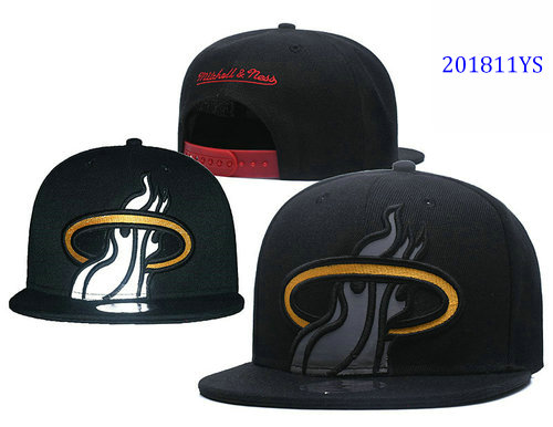 Miami Heat YS hats 3b