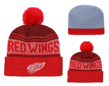 NHL DETROID RED WINGS Beanies