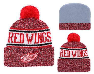 NHL DETROID RED WINGS Beanies 3