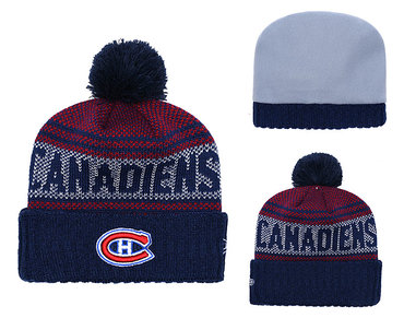 NHL MONTREAL CANADIENS Beanies