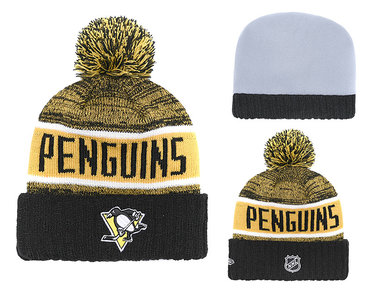 NHL PITTSBURGH PENGUINS Beanies 1