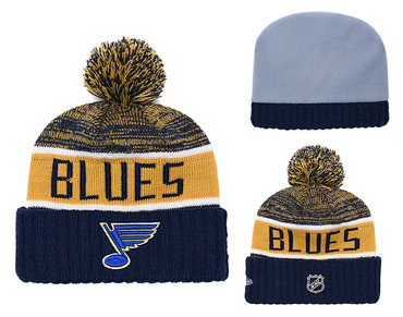 St. Louis Blues Beanies