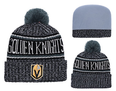 Vegas Golden Knights Beanies 3