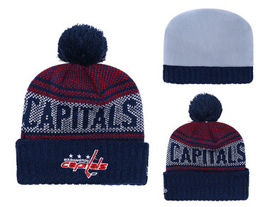 Washington Capitals Beanies