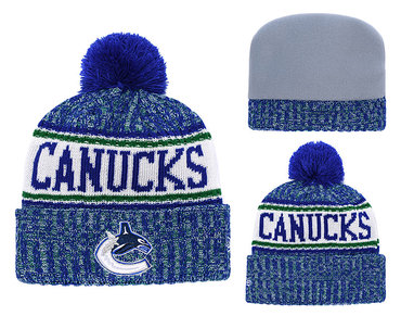 Vancouver Canucks Beanies 1