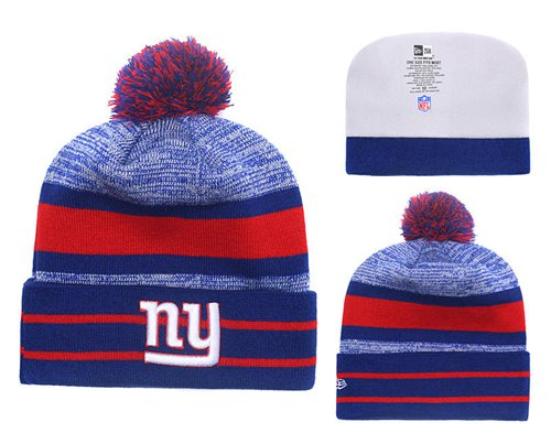 NFL New York Giants Logo Stitched Knit Beanies 013