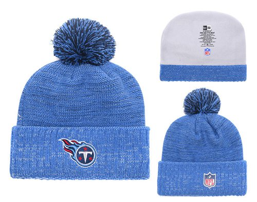 NFL Tennessee Titans Logo Stitched Knit Beanies 008