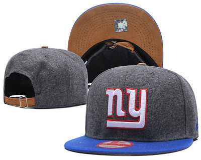 NFL New York Giants Team Logo Adjustable Hat
