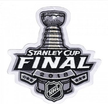 2018 NHL Stanley Cup Final Patch
