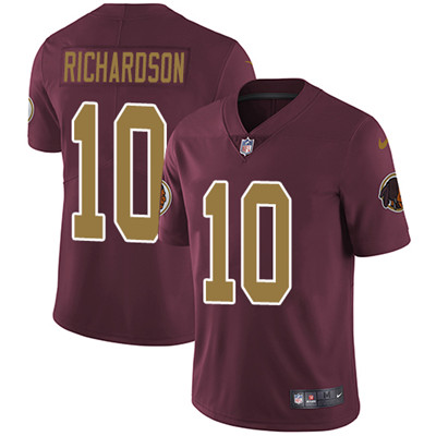 Nike Washington Redskins #10 Paul Richardson Burgundy Red Alternate Men's Stitched NFL Vapor Untouchable Limited Jersey