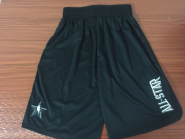 NBA Black Jordan Swingman 2018 All Star Shorts
