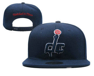 Washington Wizards Snapback Ajustable Cap Hat YD 1