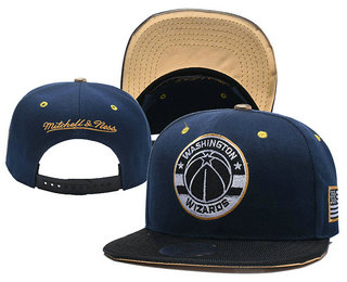 Washington Wizards Snapback Ajustable Cap Hat YD 2