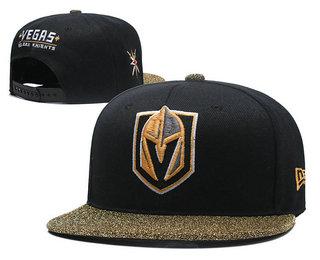 Vegas Golden Knights Snapback Ajustable Cap Hat 1