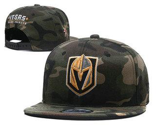 Vegas Golden Knights Snapback Ajustable Cap Hat 4