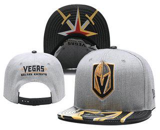 Vegas Golden Knights Snapback Ajustable Cap Hat 5