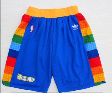Denver Nuggets Blue Short