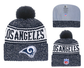 Los Angeles Rams Beanies Hat YD 18-09-19-01