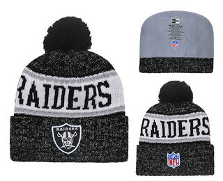 Oakland Raiders Beanies Hat YD 18-09-19-01