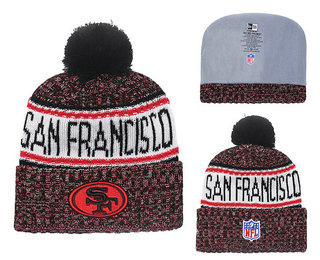 San Francisco 49ersBeanies Hat YD 18-09-19-01